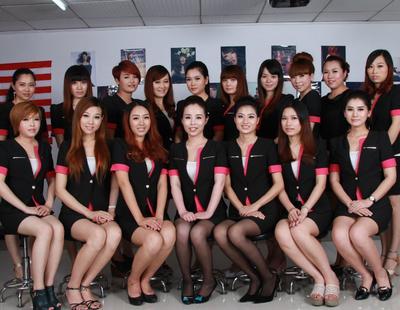 師資力量-佛山禪城化妝美甲美容培訓學校